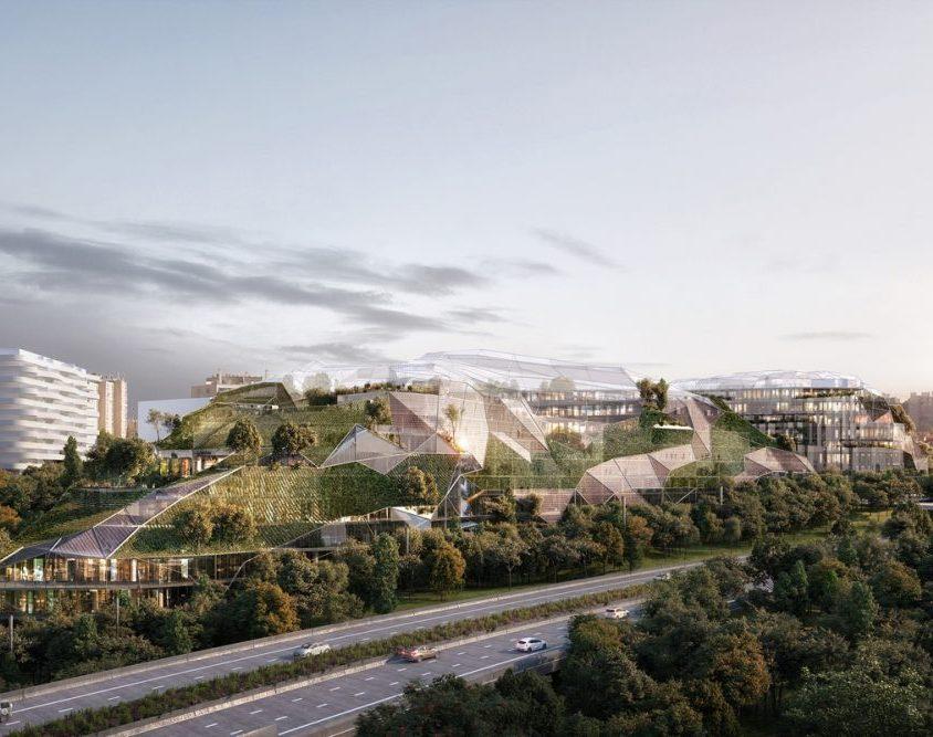 El vínculo entre lo urbano y lo natural por Ecotone 3