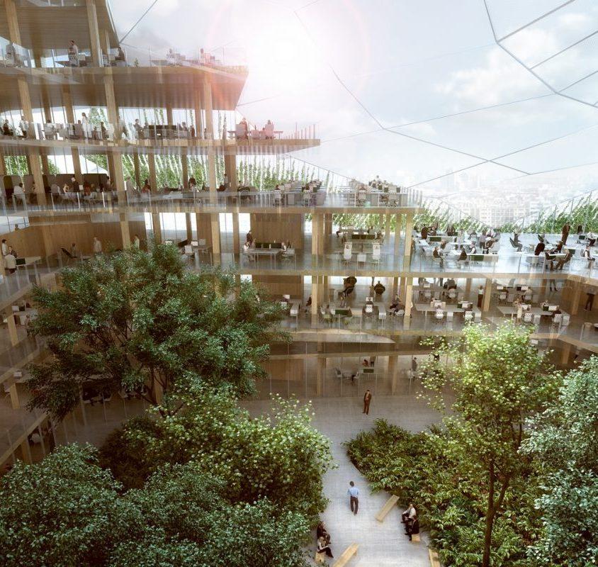 El vínculo entre lo urbano y lo natural por Ecotone 4