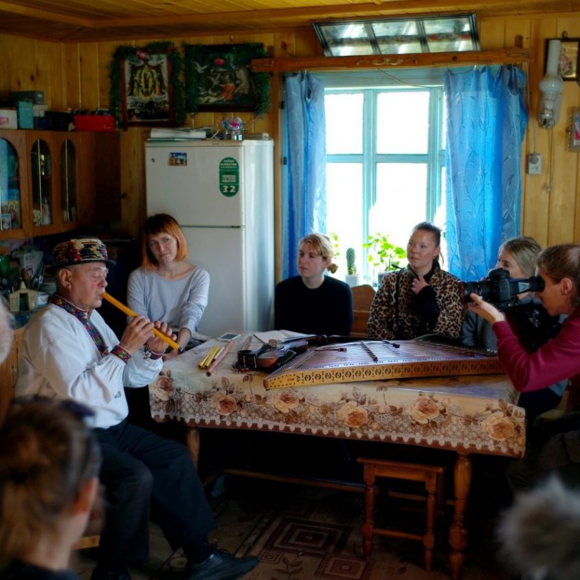 La historia del Tour de Diseño por Ucrania 27