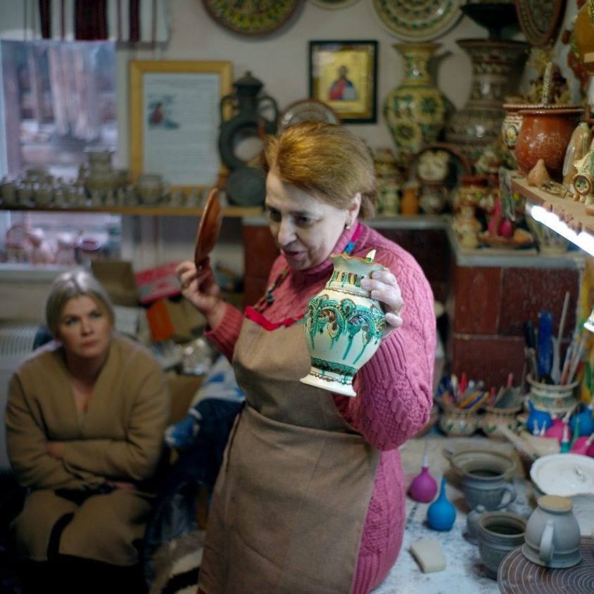 La historia del Tour de Diseño por Ucrania 15