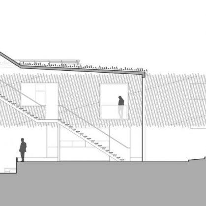 Sleeve house, una casa con mangas 7
