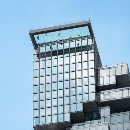La apertura de la Torre MahaNakhon 6