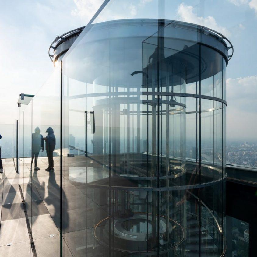La apertura de la Torre MahaNakhon 5