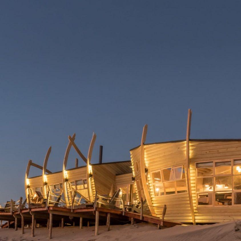 Un hospedaje en el desierto africano 11
