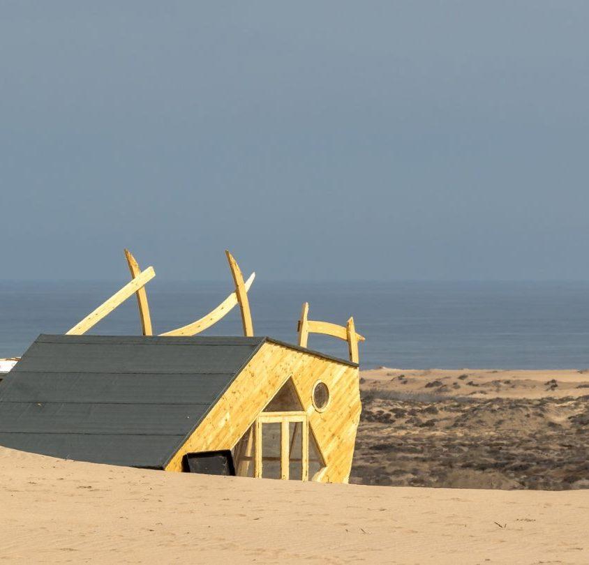Un hospedaje en el desierto africano 3