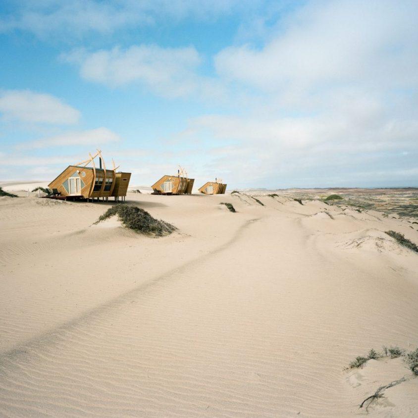 Un hospedaje en el desierto africano 1