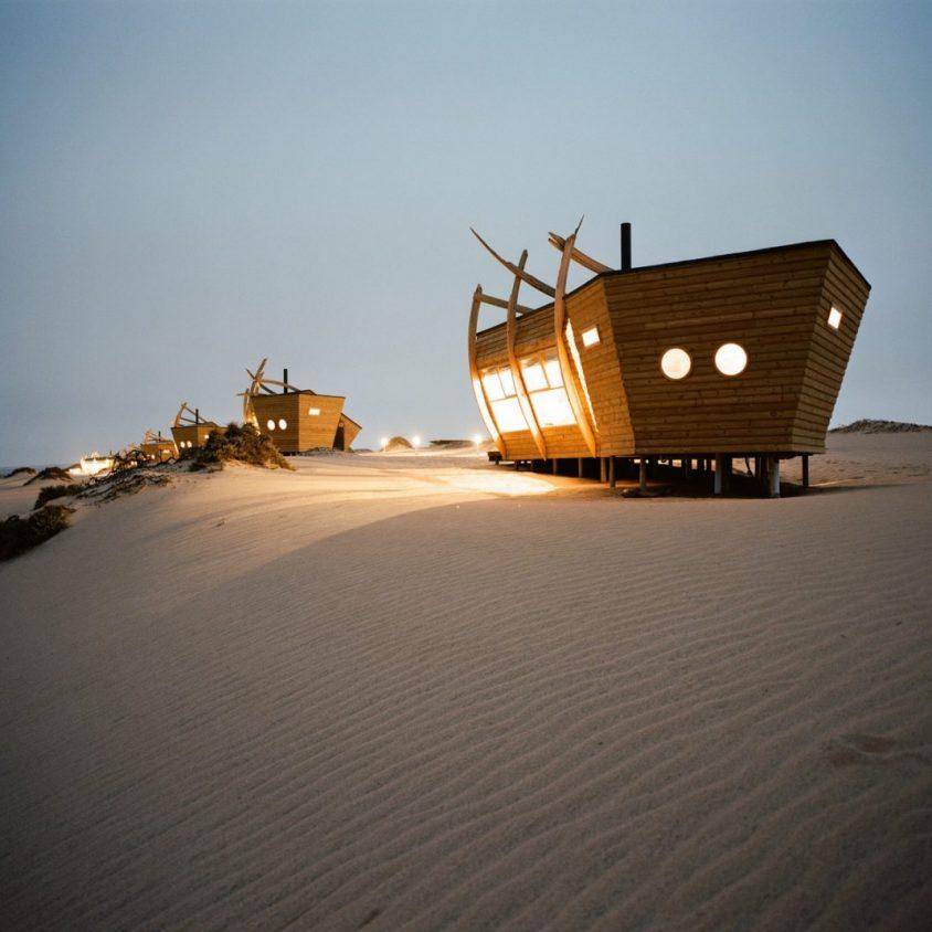 Un hospedaje en el desierto africano 9