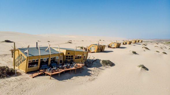 Un hospedaje en el desierto africano 17
