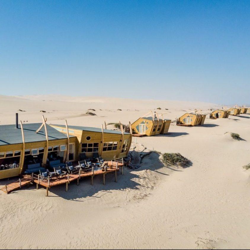 Un hospedaje en el desierto africano 7