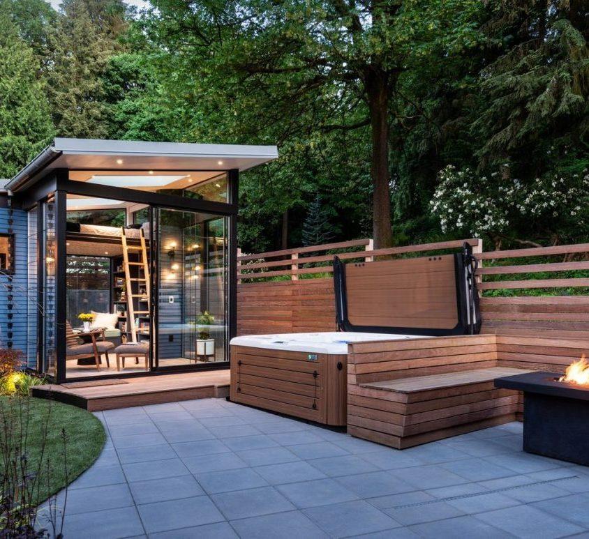 Un oasis en el patio de casa 3