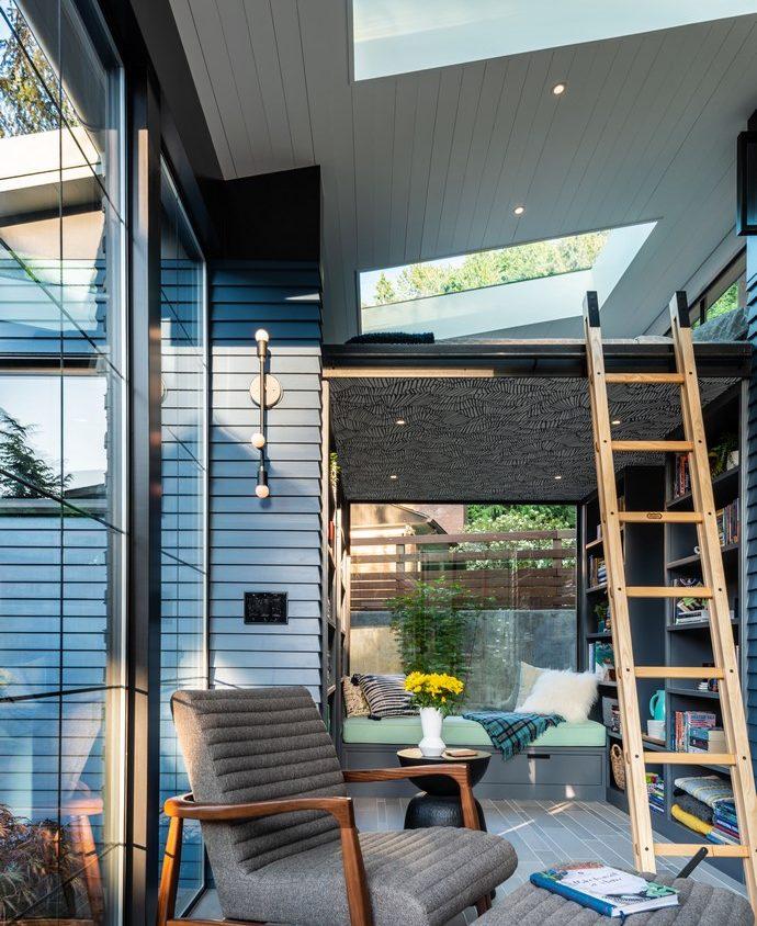 Un oasis en el patio de casa 10