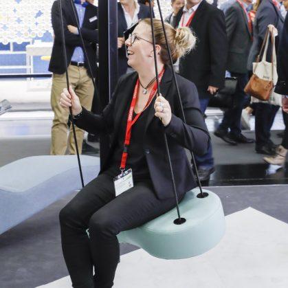 El mundo laboral moderno en Orgatec 2018 16