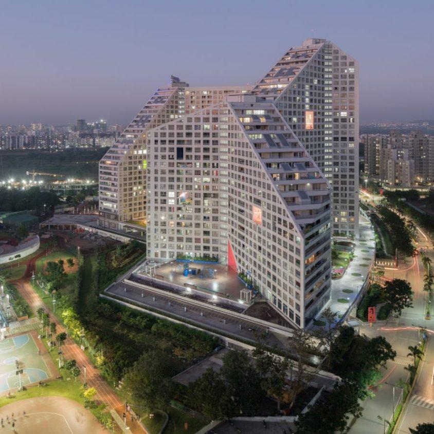 Los mil departamentos de Future Towers 4