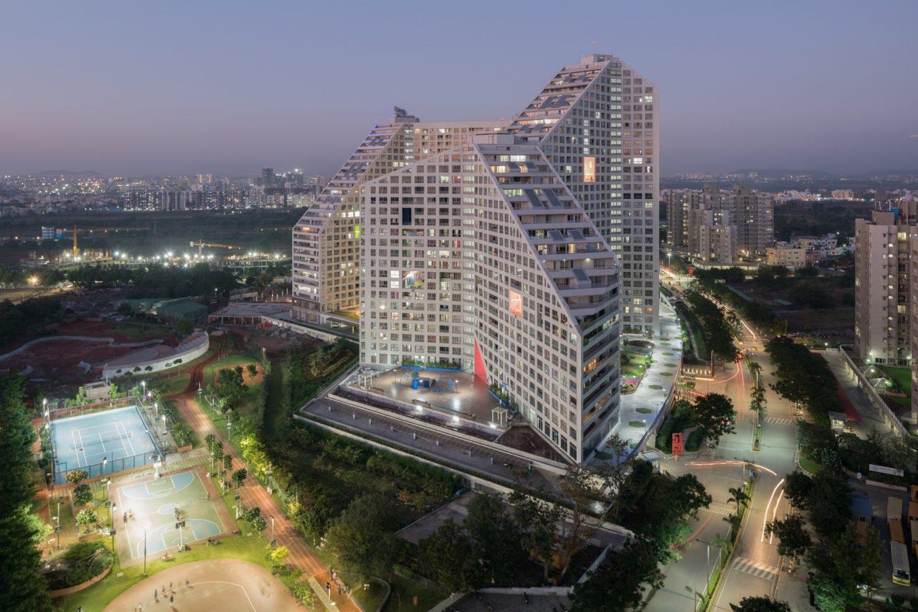 Los mil departamentos de Future Towers 27