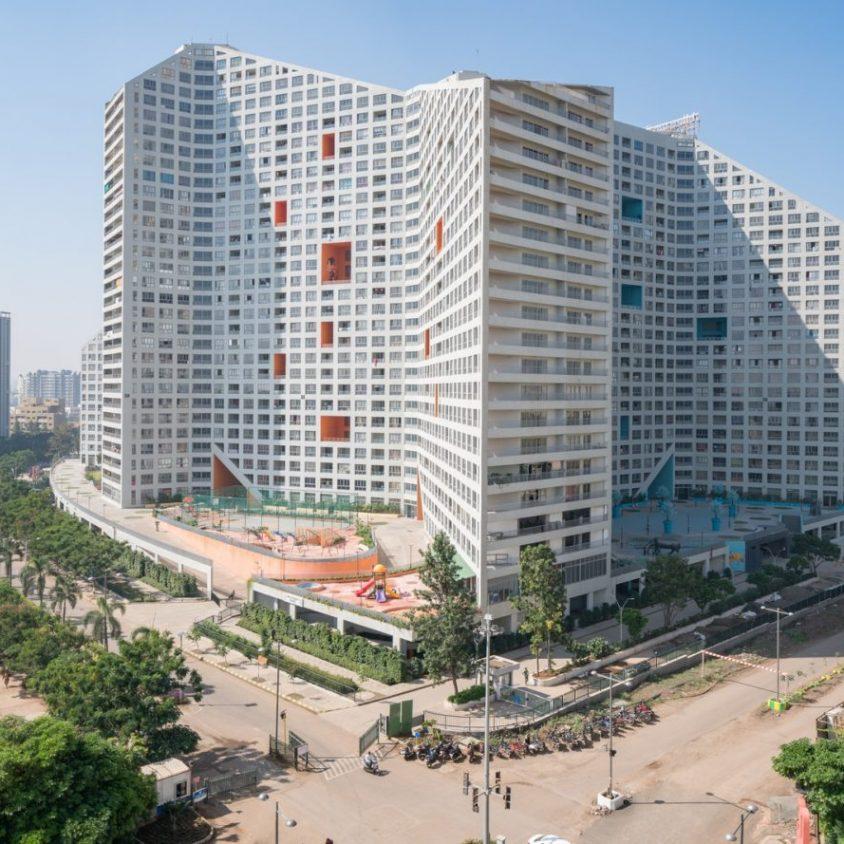 Los mil departamentos de Future Towers 3