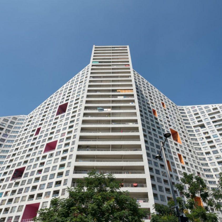 Los mil departamentos de Future Towers 6