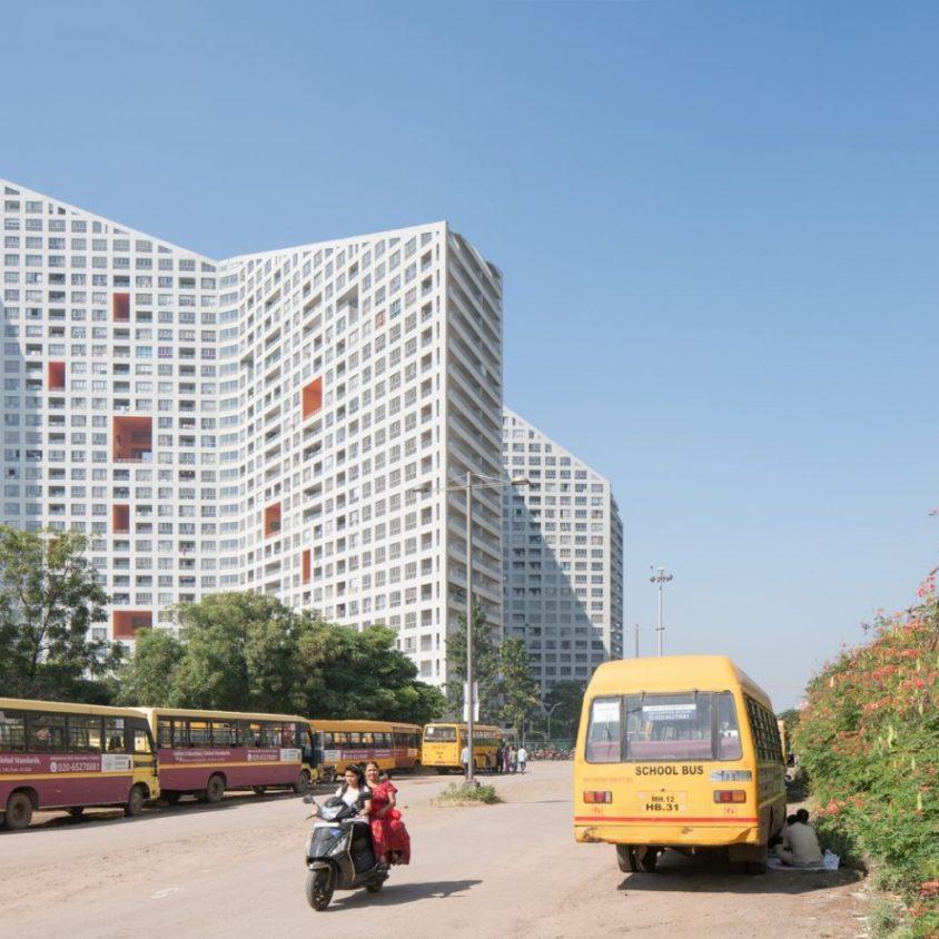 Los mil departamentos de Future Towers 5