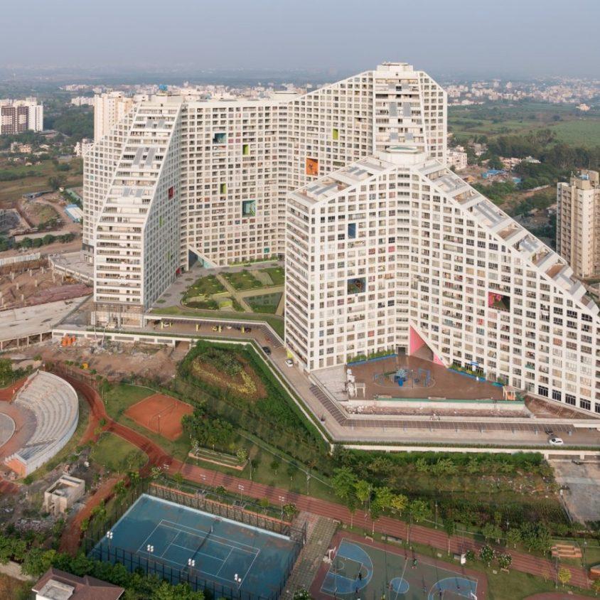 Los mil departamentos de Future Towers 2