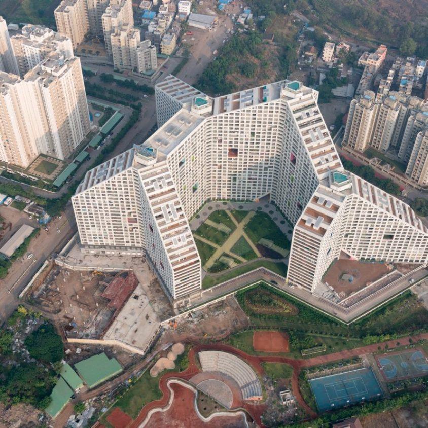 Los mil departamentos de Future Towers 1