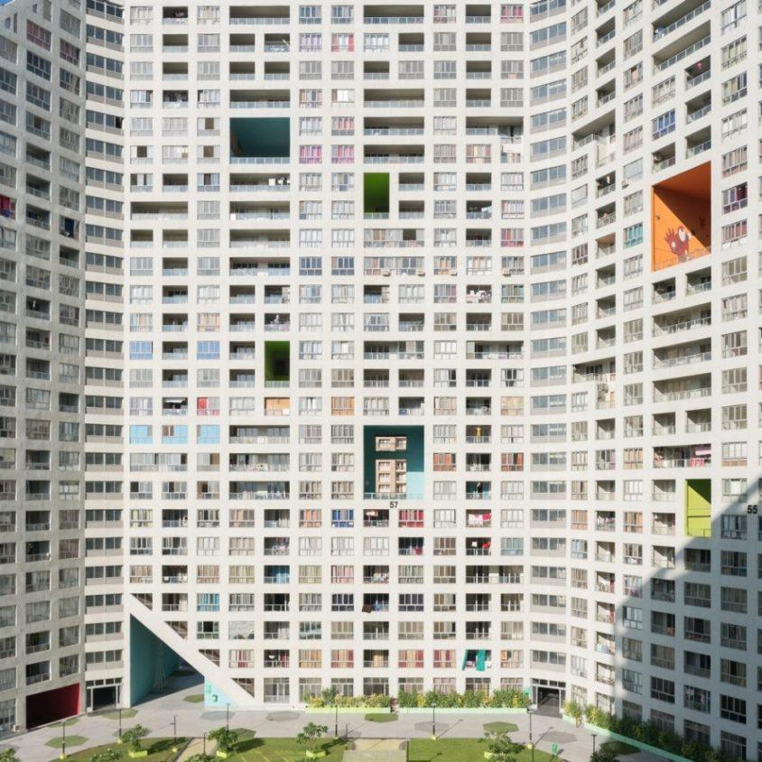 Los mil departamentos de Future Towers 11