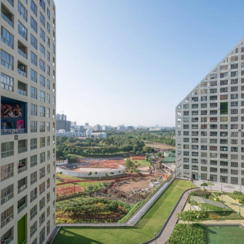 Los mil departamentos de Future Towers 9