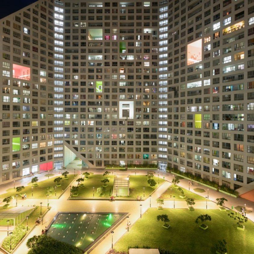 Los mil departamentos de Future Towers 10