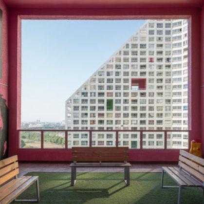Los mil departamentos de Future Towers 16