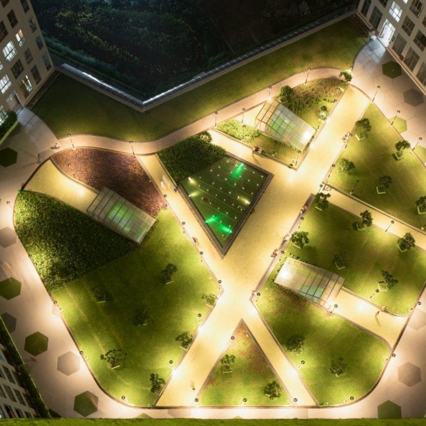 Los mil departamentos de Future Towers 12