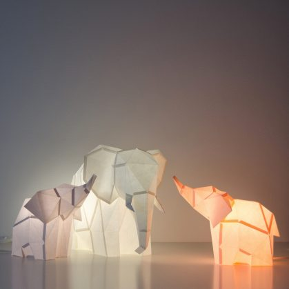 "Iluminación ""animal"" 7"
