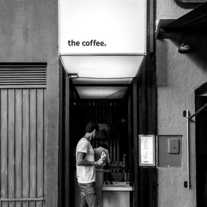 Un café al paso 13