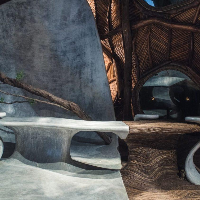 Un centro cultural en la selva maya 8