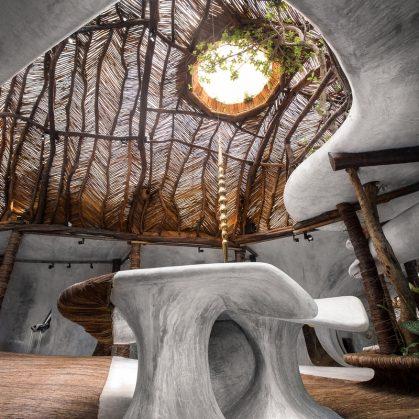Un centro cultural en la selva maya 12