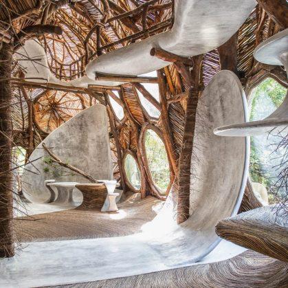 Un centro cultural en la selva maya 22
