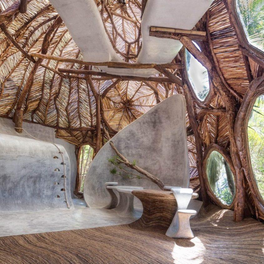 Un centro cultural en la selva maya 9