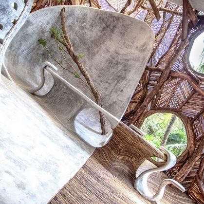 Un centro cultural en la selva maya 13