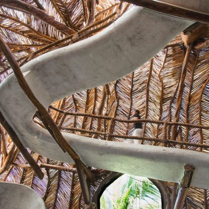 Un centro cultural en la selva maya 6