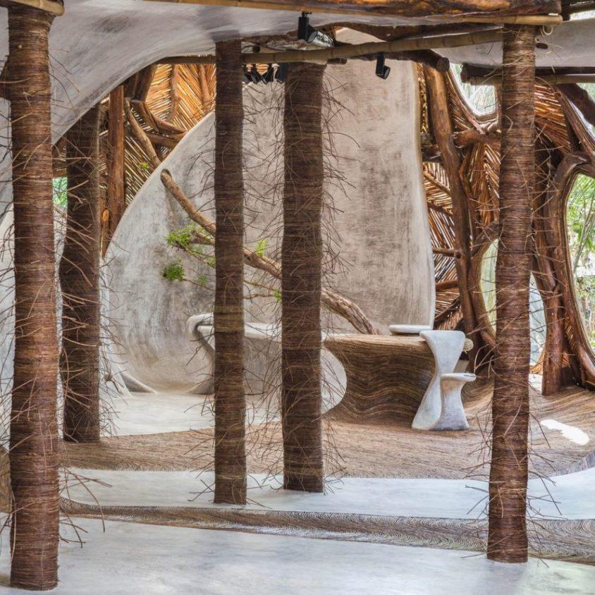 Un centro cultural en la selva maya 10
