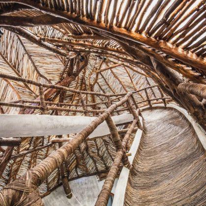 Un centro cultural en la selva maya 21