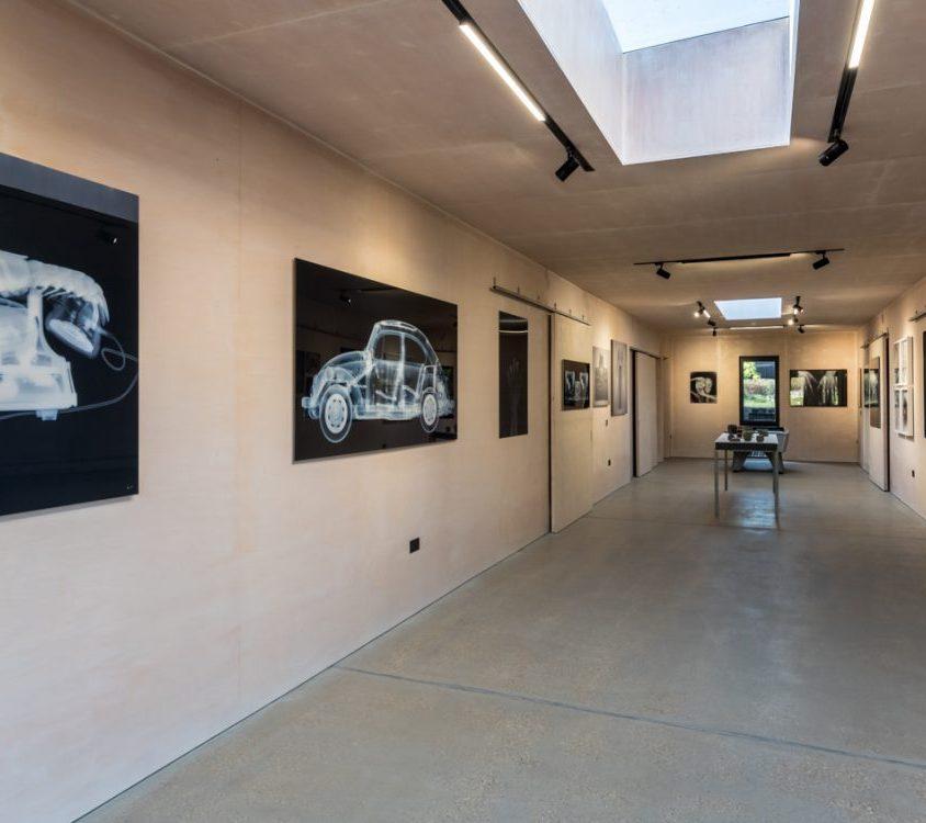 La galería de rayos X 3