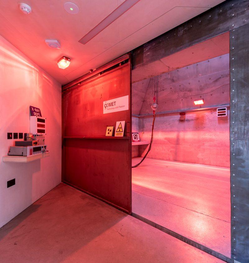 La galería de rayos X 11