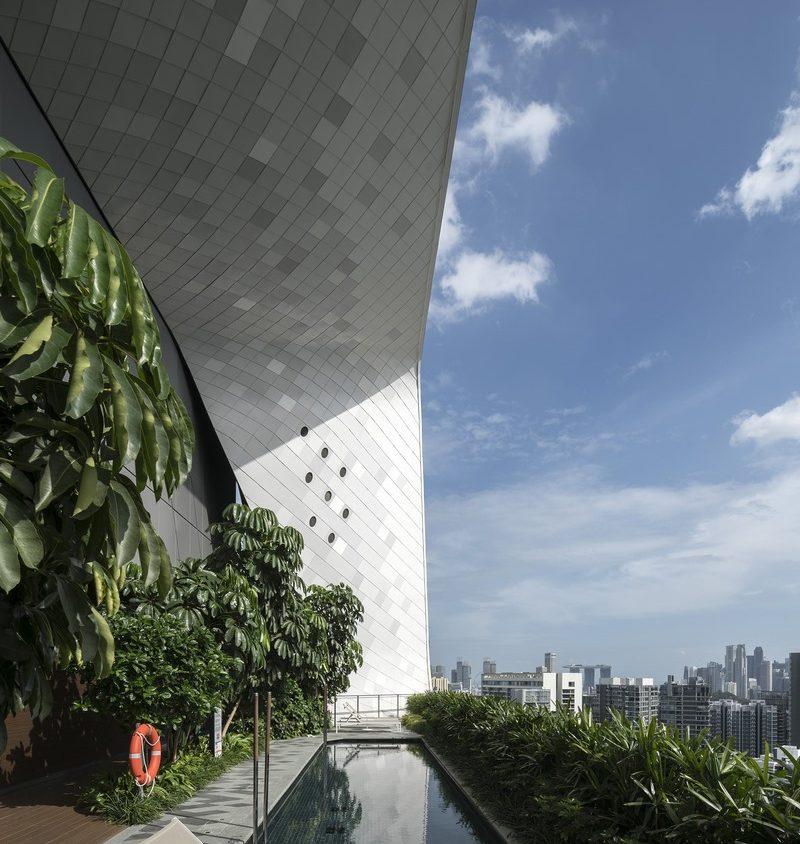 Una ciudad vertical 16