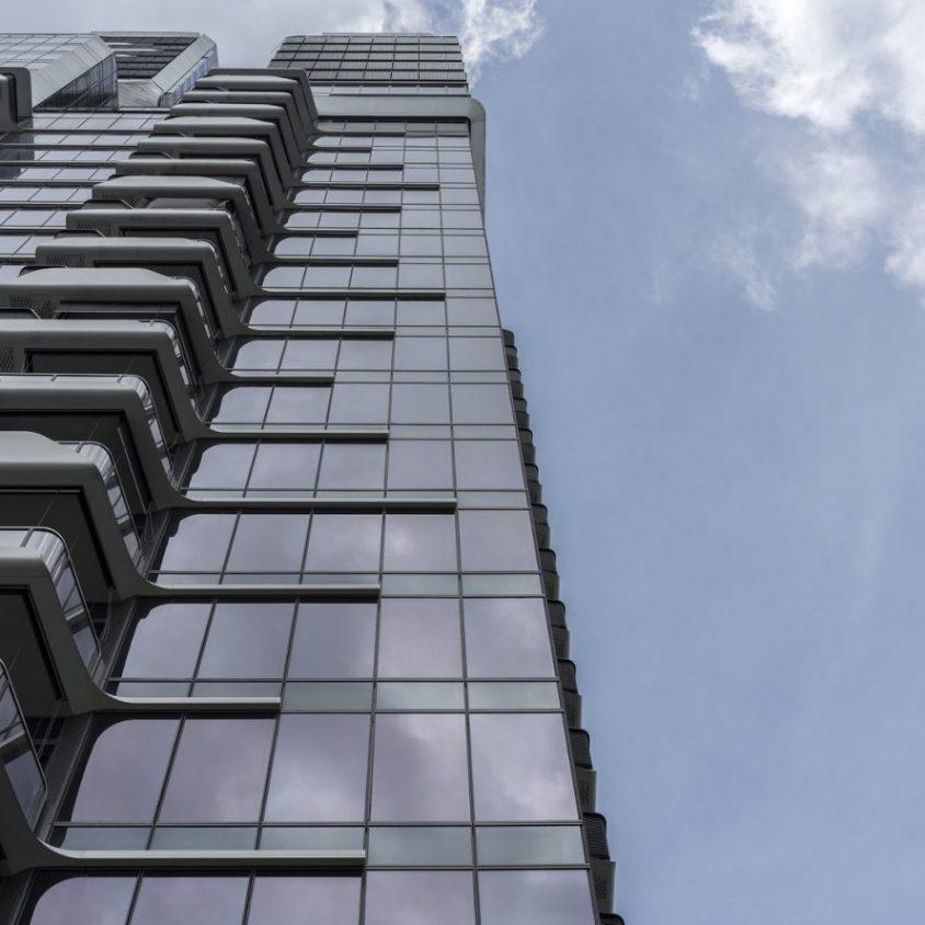 Una ciudad vertical 3