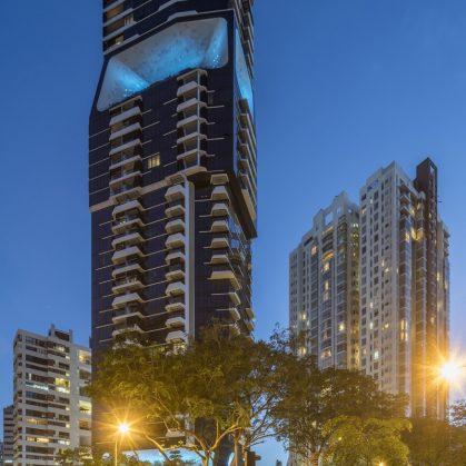 Una ciudad vertical 7