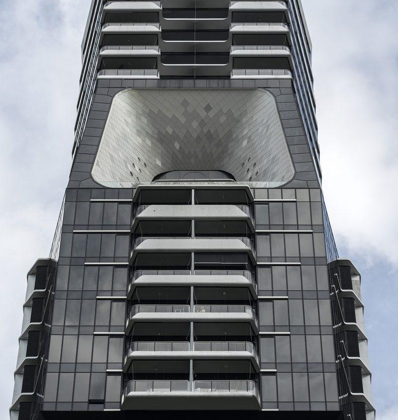 Una ciudad vertical 9