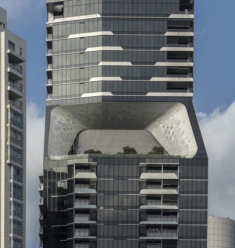 Una ciudad vertical 8