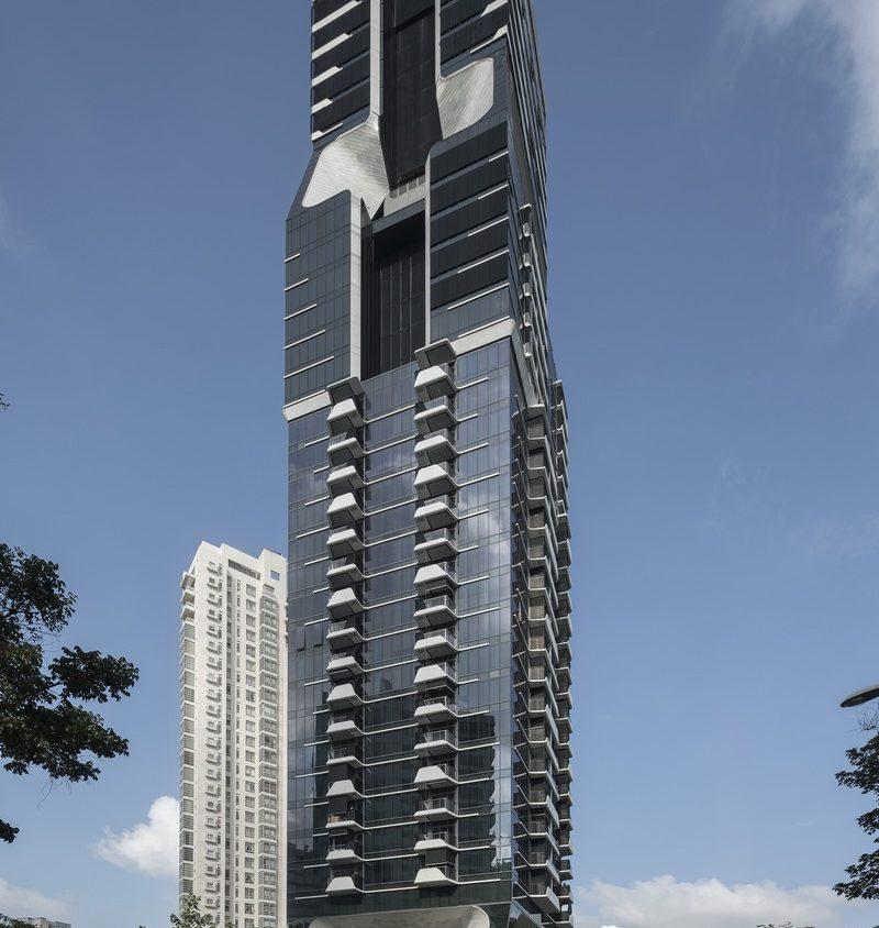 Una ciudad vertical 1