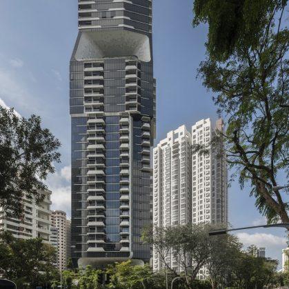 Una ciudad vertical 6