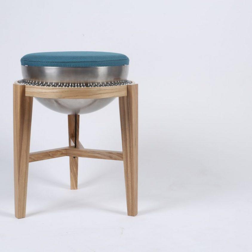 Ovini, la silla del equilibrio 1