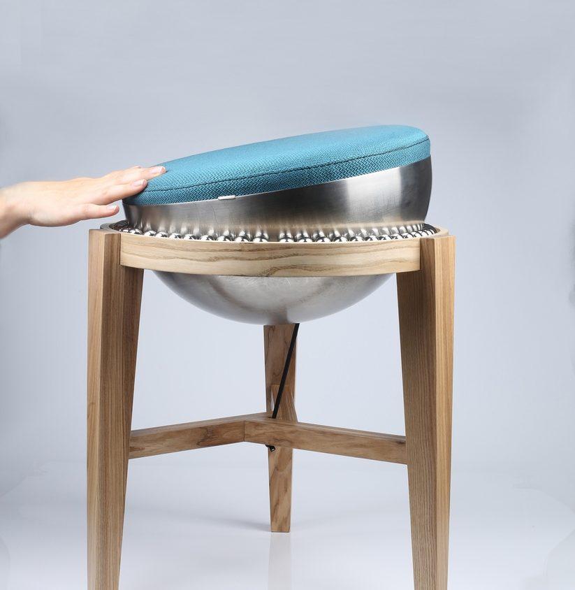 Ovini, la silla del equilibrio 3
