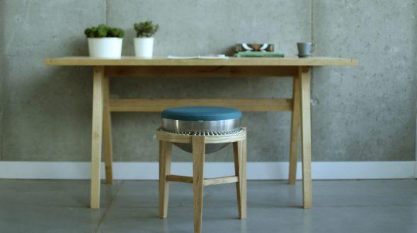 Ovini, la silla del equilibrio 14